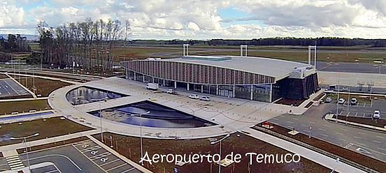 [Translate to Spanisch:] Aeropuerto-Temuco