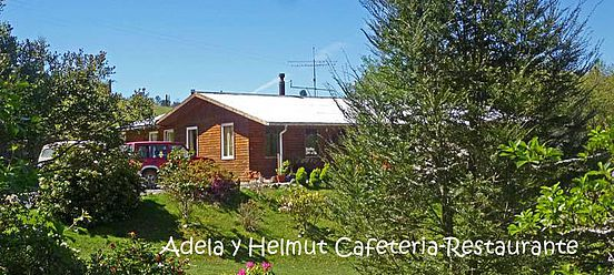 [Translate to English:] Cafeteria-Restaurante-Adela-y-Helmut